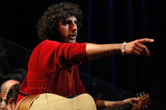 Webnotte con Tosca e Andrea Rivera: anche stasera la musica è social