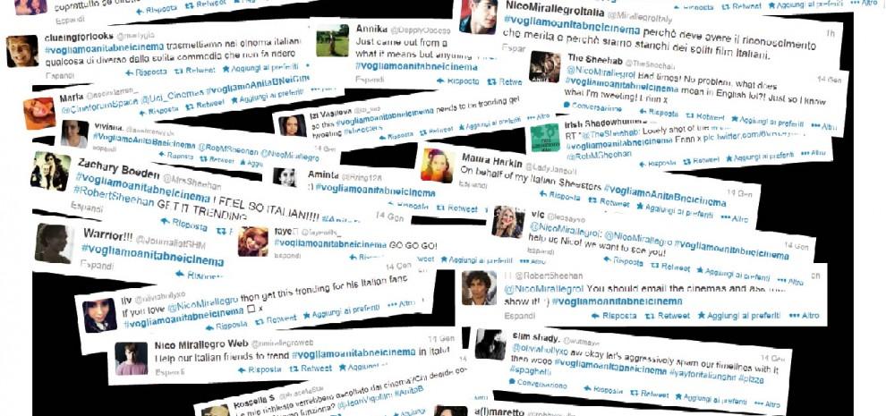 """""""Anita B."""", la campagna su Twitter: #vogliamoanitabneicinema"""