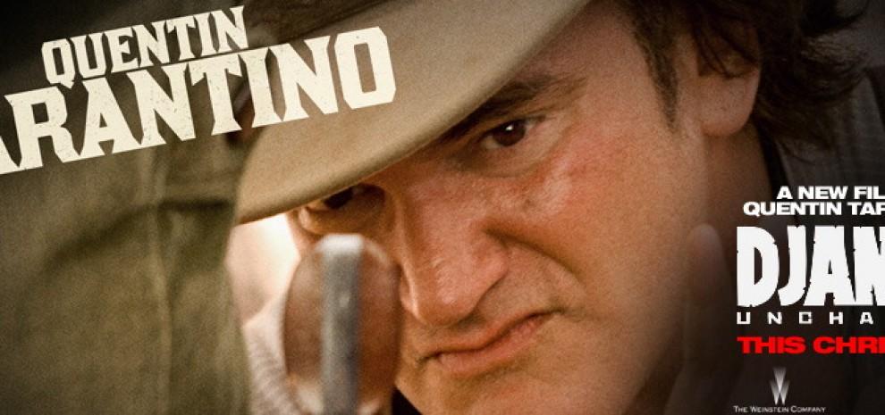 """Tarantino tradito: """"Stop al western per fuga di notizie"""""""