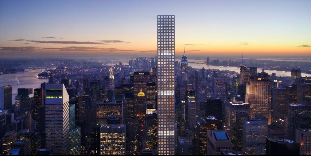 park avenue nuovo super grattacielo di new york quando