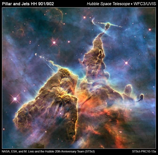 Famoso Hubble, 50 foto mozzafiato dai confini dell'Universo - Repubblica.it NQ01