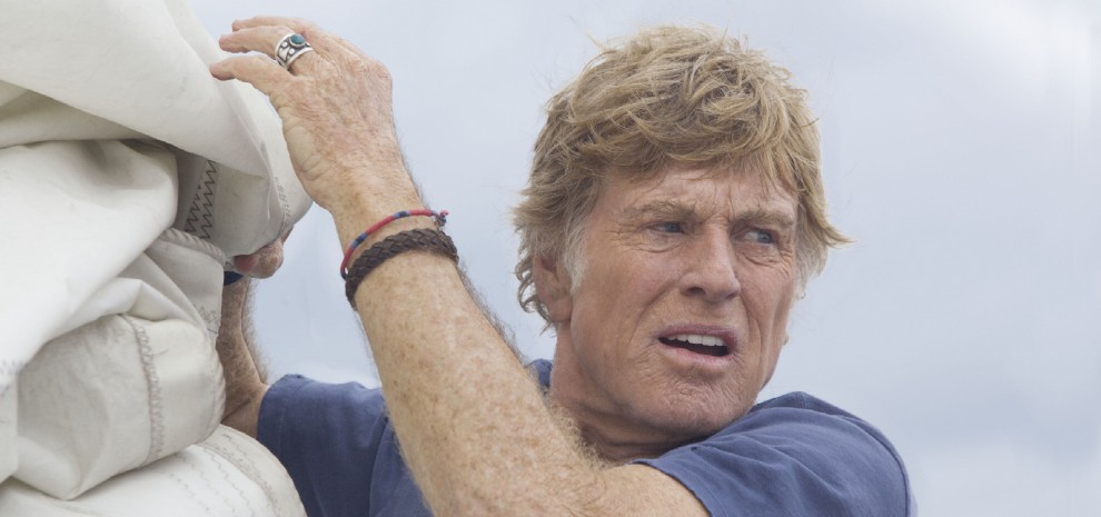 """All is lost"", il cinema in alto mare. Robert Redford e gli altri capitani coraggiosi"