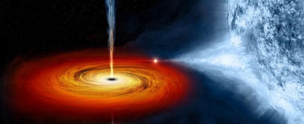 """Hawking ci ripensa: """"I buchi neri non esistono"""""""