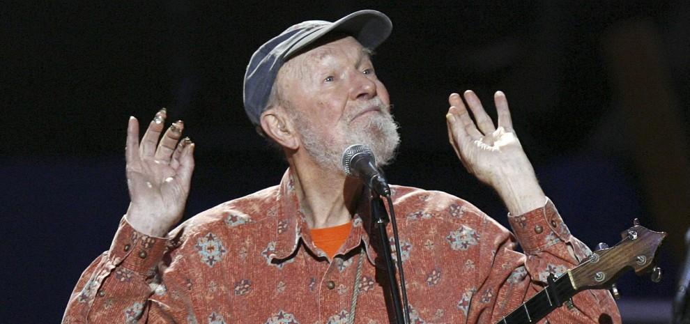Addio a Pete Seeger, l'uomo che ha spinto il folk nel cuore dell'America (e di Springsteen)