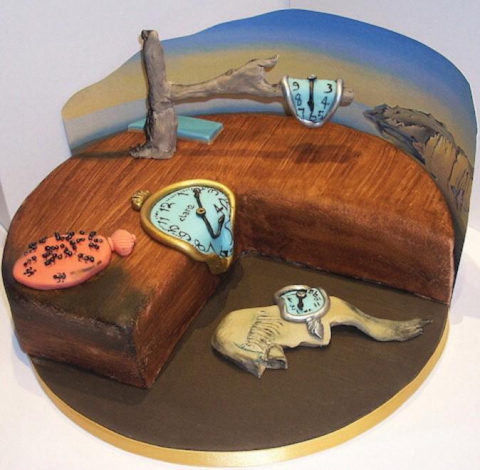 Quando la cucina si ispira all\u0027arte torte come capolavori