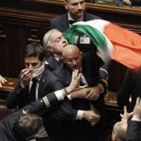 Camera, l'ira dei 5 stelle per la ghigliottina Boldrini