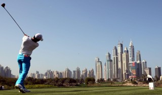 Golf, al Dubai Desert Classic Edoardo Molinari insegue McIllroy