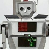 Congo, un robot-semaforo per dirigere il traffico