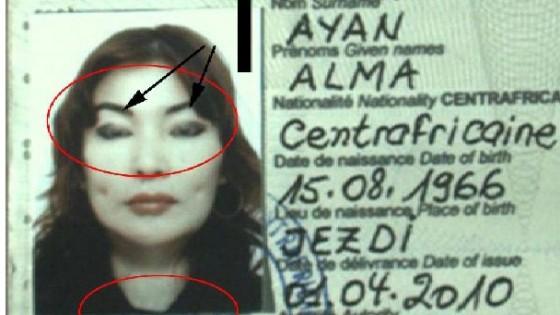 """La denuncia di Shalabayeva: """"Foto taroccata per cacciarmi"""""""