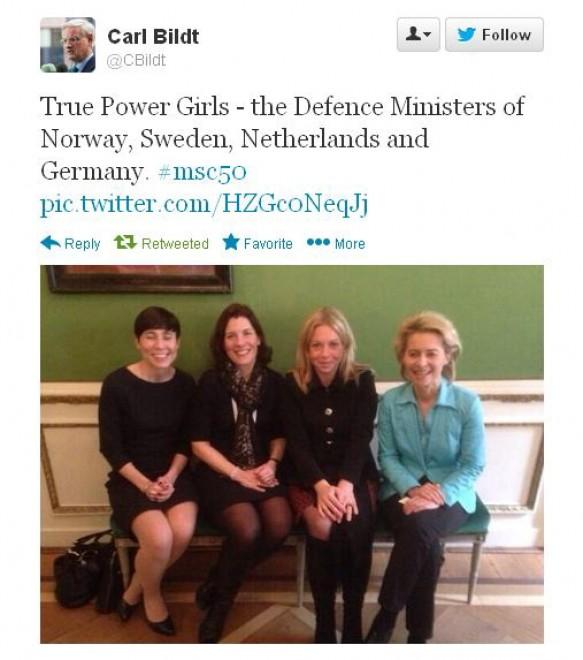 Le donne della Difesa europea