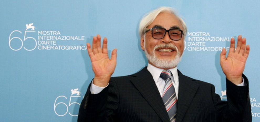 """Hayao Miyazaki: """"La mia favola continua. Sogno ma tengo gli occhi ben aperti"""""""