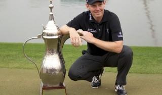 Golf, doppietta di Gallacher nel Dubai Desert Classic