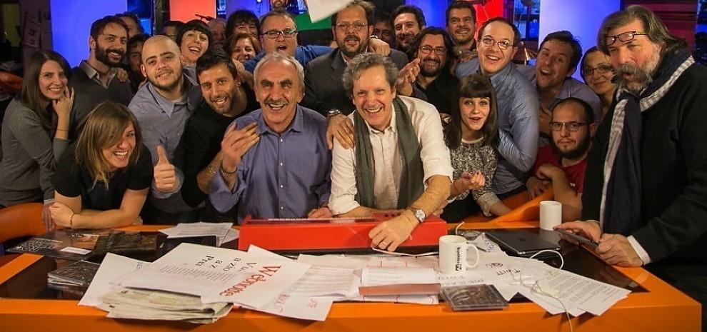 Webnotte, lo show fenomeno nato su Repubblica Tv