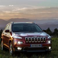 2014 Jeep Cherokee EU-Version