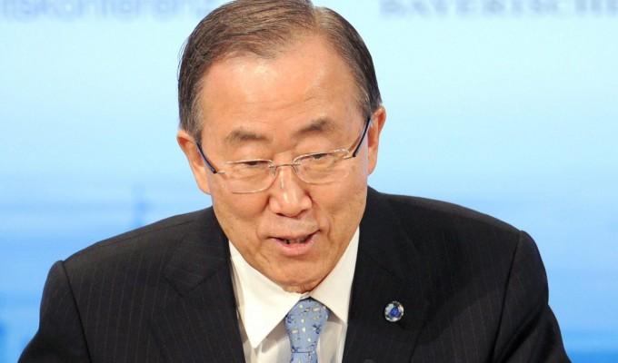 """Ban Ki-Moon a Sochi alla vigilia: """"Il mondo si sollevi in difesa dei gay"""""""