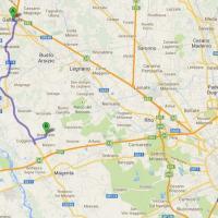 Gallarate, preso Domenico Cutrì: la mappa