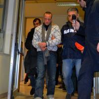 Gallarate, catturato Domenico Cutrì: il momento dell'arresto