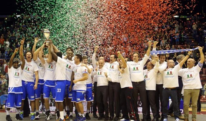 Basket, Coppa Italia: trionfa Sassari. Siena abdica