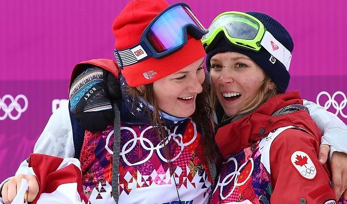 Sochi, slopestyle femminile: trionfa il Canada, ottava la Bertagna