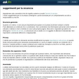 Ask.fm, il social dell'anonimato: come difendersi dalle insidie del cyber senza volto