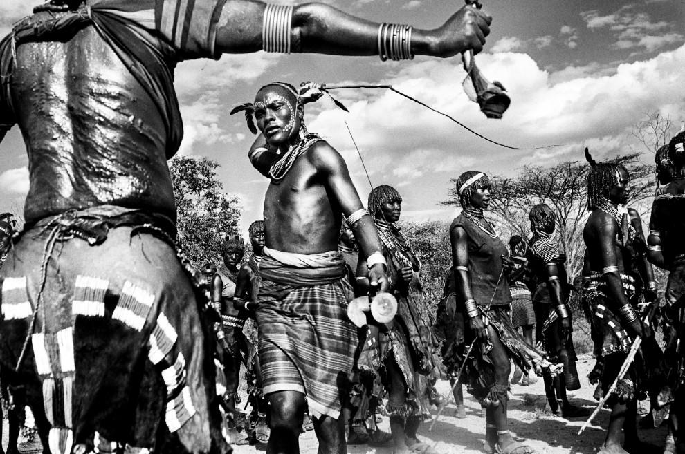 Etiopia, Valle dell'Omo: appunti di viaggio in bianco e nero