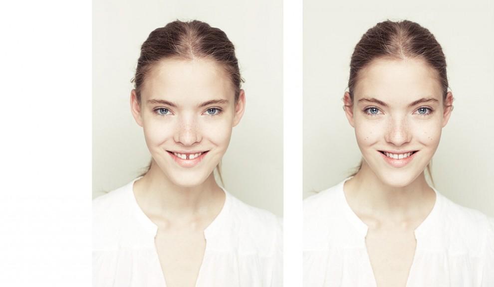 Il profilo migliore: un lato per due e la faccia è nuova
