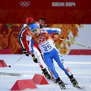 Quanto fa male il legno alle Olimpiadi