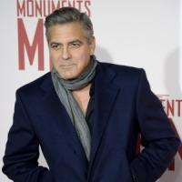 "Clooney ""Monuments Man"""