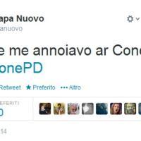Il Pd e la crisi di governo, l'ironia su Twitter