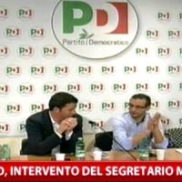 "Documento Pd: ""A Renzi responsabilità governo"""