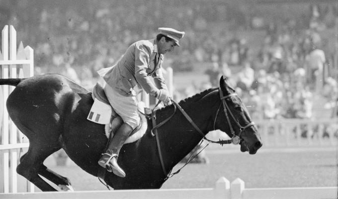 Equitazione, morto Piero D'Inzeo: conquistò sei medaglie olimpiche