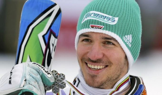 Auto contro il guardrail, ma Neureuther non rischia le Olimpiadi