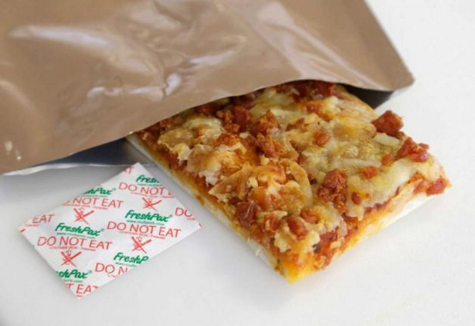 Usa, ecco la pizza 'militare' che dura tre anni