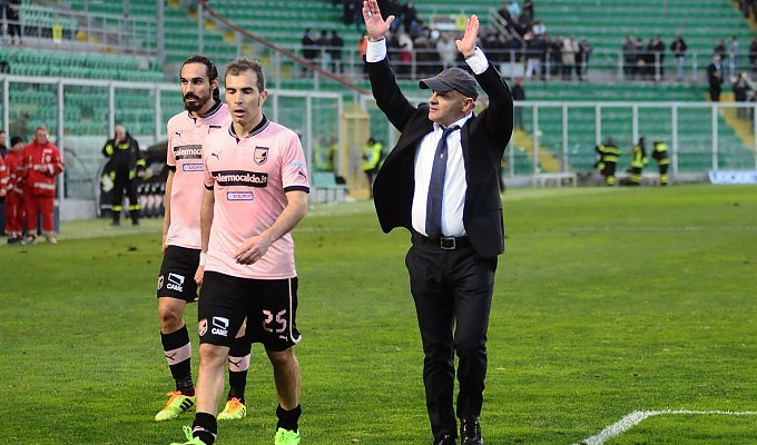 Il Palermo rischia a Cesena. Avellino, insidia Lanciano