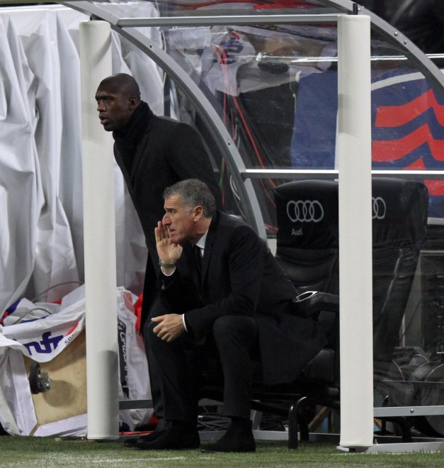 Milan, Seedorf e Tassotti: una panchina per due
