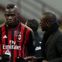 "Milan, Seedorf: ''E' un gol che Mario sa fare"". Balotelli: ""Dedicato a Fanny"""