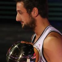 Basket, All Star Game Nba: Belinelli re della gara delle triple