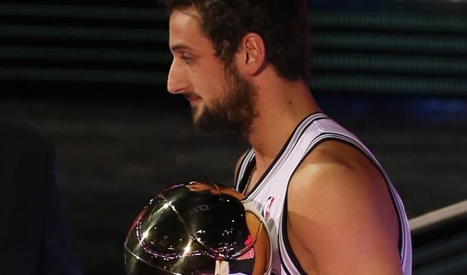 Basket, All Star Game Nba: Belinelli re della gara delle triple