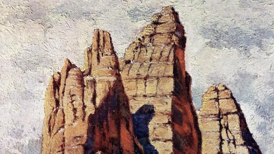 1864: la scoperta delle Dolomiti
