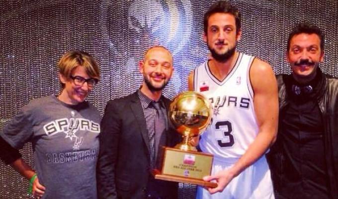 Basket, Belinelli re negli States: ''E adesso voglio l'anello''