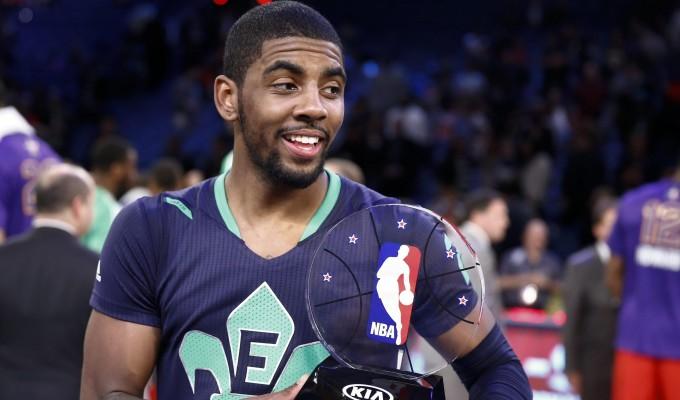 Basket Nba, All Star Game: vince l'Est, Irving il migliore