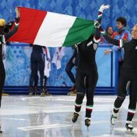 Sochi 2014: Arianna Fontana ancora sul podio, bronzo in staffetta