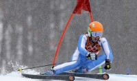 Gigante: Nadia Fanchini quarta, oro alla Maze