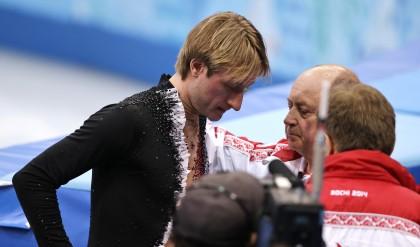 """Plushenko ci ripensa """"Voglio tornare a gareggiare"""""""