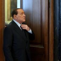 Consultazioni, Berlusconi a Montecitorio