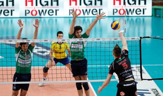 Volley, serie A1: Macerata passa ai tie break. Ma Piacenza si avvicina ancora