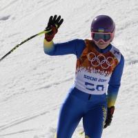 Sochi 2014, la sciatrice ...