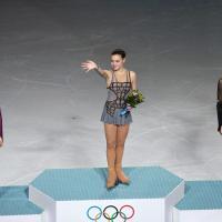 Sochi 2014, Kostner medag...