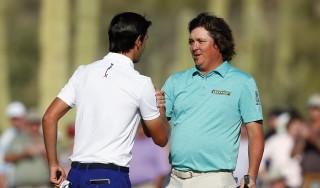 Golf, Manassero si arrende a Dufner