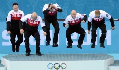 Il Canada concede il bis Doppietta storica ai Giochi